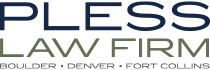 Pless Law Firm, LLC Logo